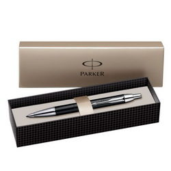 PARKER PIX IM PREMIUM METALLIC MATT BLACK CT