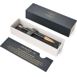 PARKER IM PREMIUM BLACK GOLD PIX GT ROYAL
