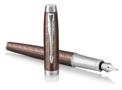 PARKER IM PREMIUM BROWN STILOU CT F ROYAL